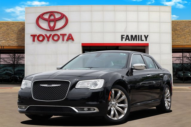 Used 2019 Chrysler 300 in Burleson, TX