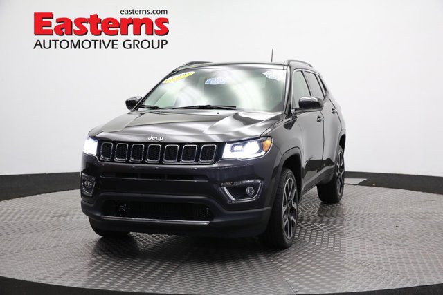 2017 Jeep Compass for sale 119944 0