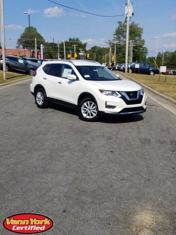 New 2020 Nissan Rogue in High Point, NC