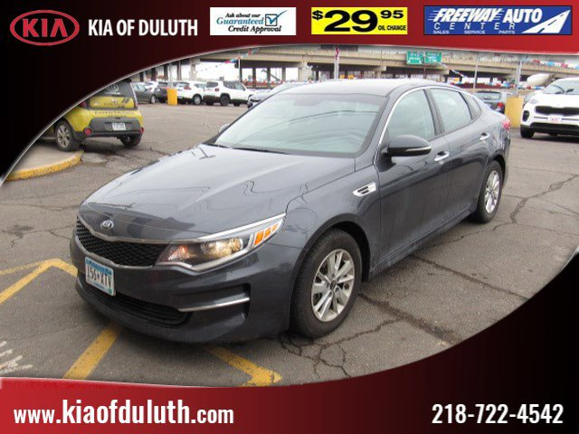 Used 2017 KIA Optima in Duluth, MN