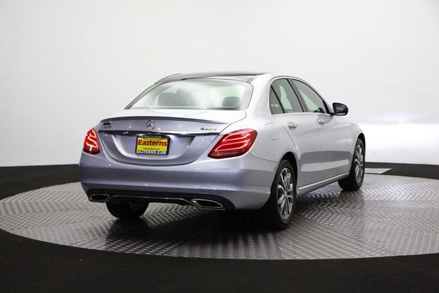 2016 Mercedes-Benz C-Class for sale 124291 4