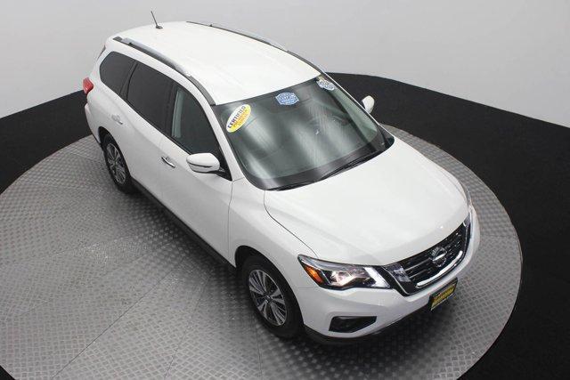 2018 Nissan Pathfinder for sale 125286 2