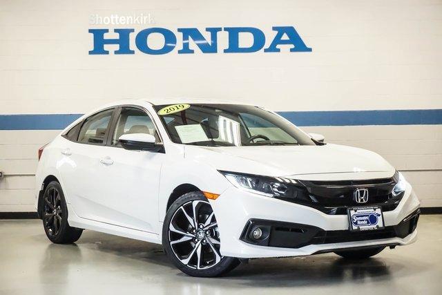 Used 2019 Honda Civic Sedan in , TX