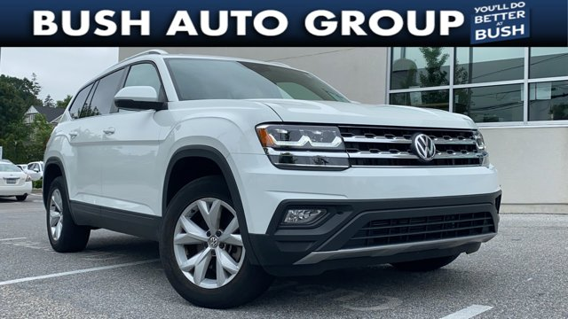 2018 Volkswagen Atlas 3.6L V6 SE w/Technology 3.6L V6 SE w/Technology 4MOTION Regular Unleaded V-6 3.6 L/220 [2]