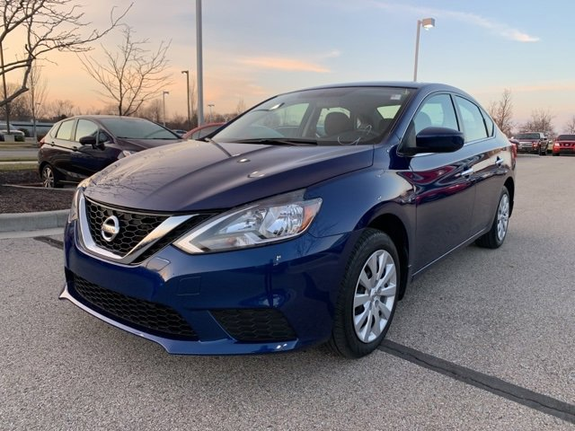 Used 2017 Nissan Sentra in Fishers, IN