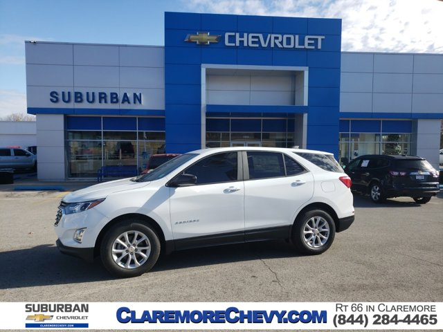 New 2020 Chevrolet Equinox in Claremore, OK