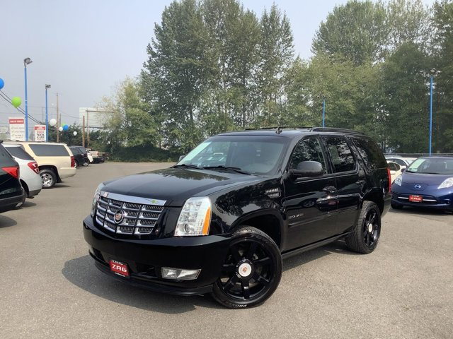 2013 Cadillac Escalade AWD 4dr Luxury