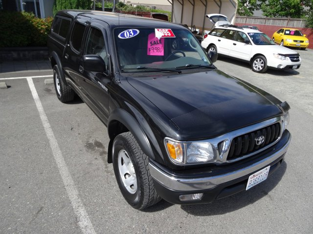 Used 2003 Toyota Tacoma DoubleCab PreRunner Auto