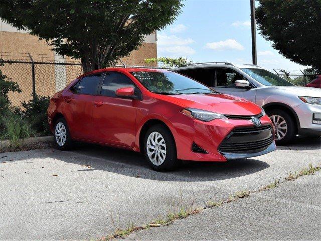 Used 2019 Toyota Corolla in Huntsville, AL