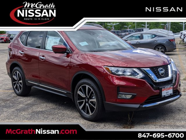 2020 Nissan Rogue SL AWD SL Regular Unleaded I-4 2.5 L/152 [12]