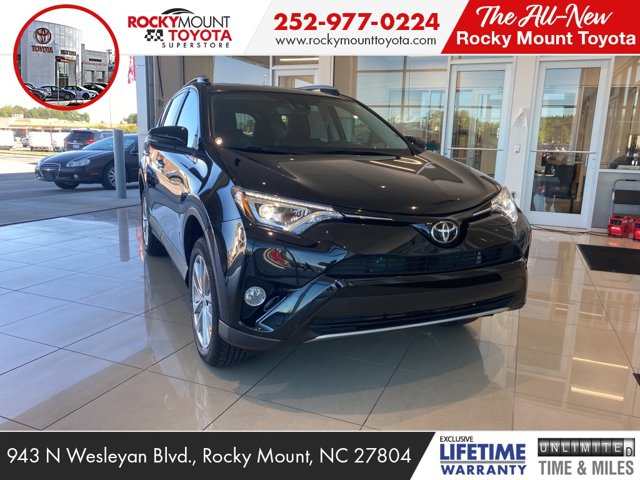 2018 Toyota RAV4 Limited Limited FWD Regular Unleaded I-4 2.5 L/152 [3]