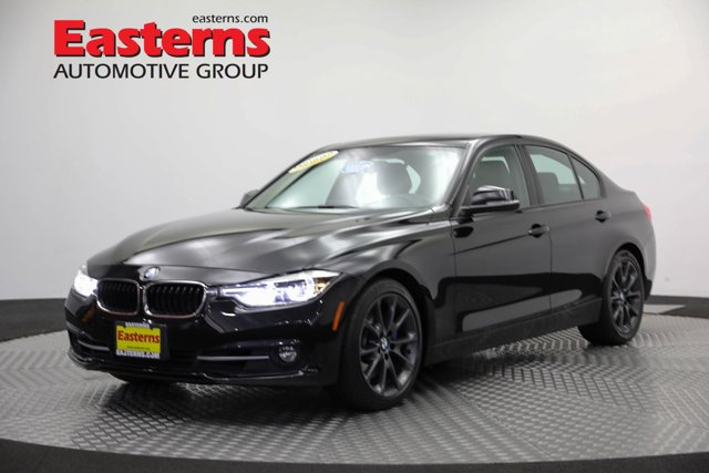 2016 BMW 3 Series 328i Track Handling 4dr Car