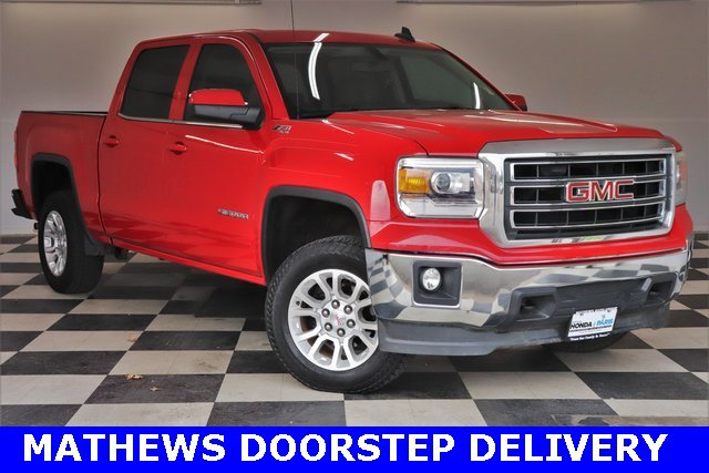 Used 2015 GMC Sierra 1500 in Paris, TX