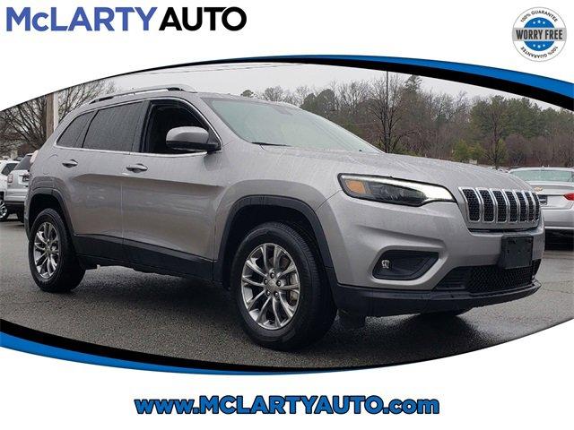 Used 2019 Jeep Cherokee in Little Rock, AR