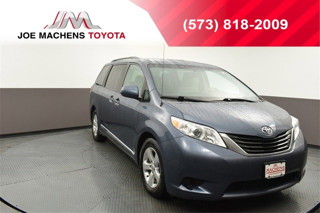 Used 2013 Toyota Sienna in Columbia, MO