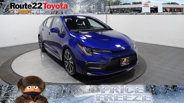 2021 Toyota Corolla SE SE CVT Regular Unleaded I-4 2.0 L/121 [15]