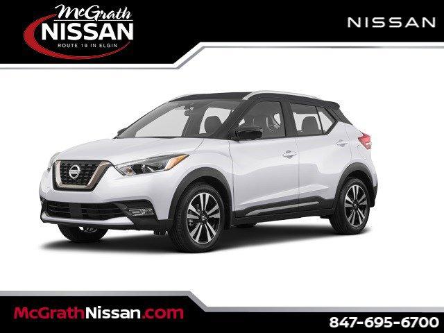 2020 Nissan Kicks SR SR FWD Regular Unleaded I-4 1.6 L/98 [5]