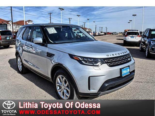 Used 2019 Land Rover Discovery in Odessa, TX