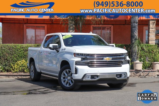 Used 2019 Chevrolet Silverado 1500 in Fontana, CA