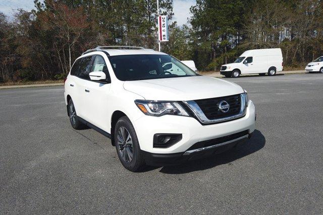 New 2020 Nissan Pathfinder in Waycross, GA