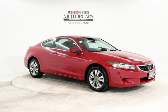 Used 2010 Honda Accord Cpe in Cleveland, OH
