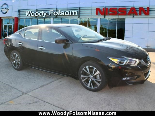 New 2017 Nissan Maxima in Vidalia, GA