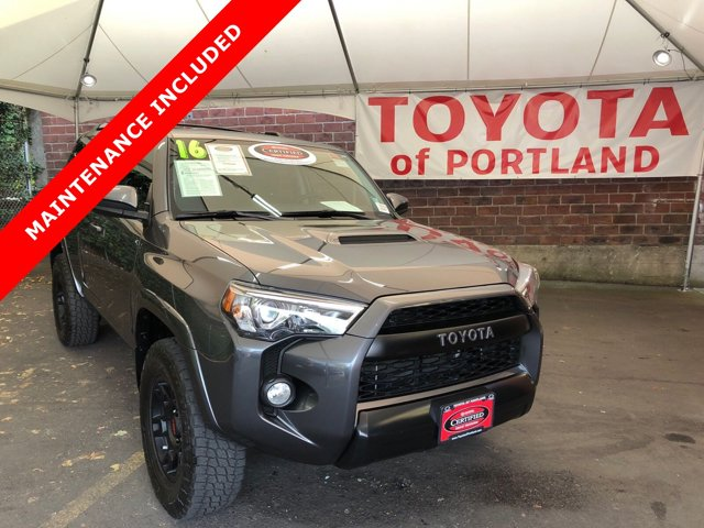 Used 2016 Toyota 4Runner in , OR