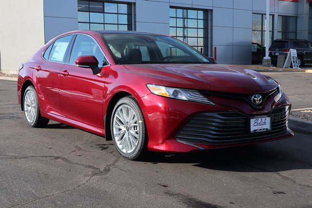New 2020 Toyota Camry in Fort Morgan, CO