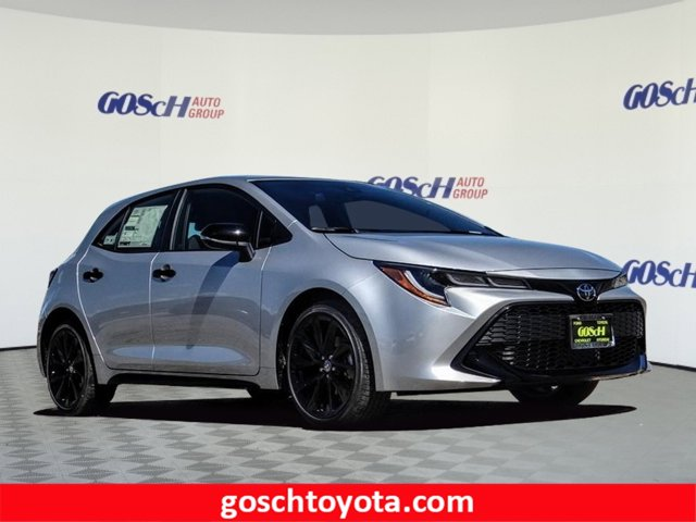 New 2020 Toyota Corolla Hatchback in Hemet, CA