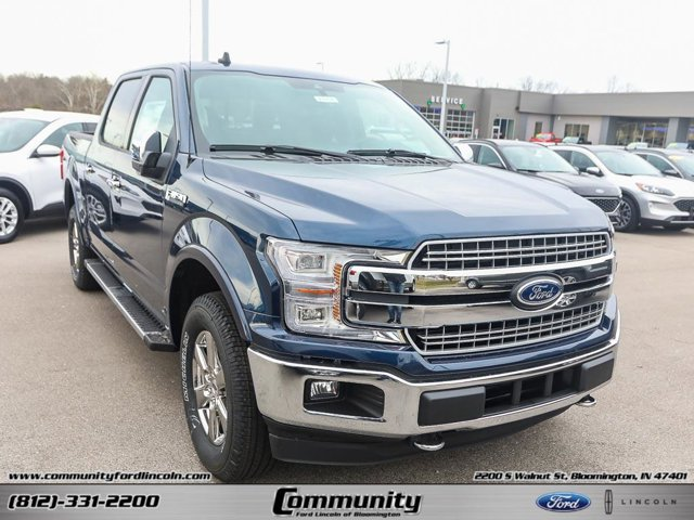 New 2020 Ford F-150 in Bloomington, IN