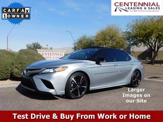 2020 Toyota Camry XSE V6 XSE V6 Auto Regular Unleaded V-6 3.5 L/211 [3]