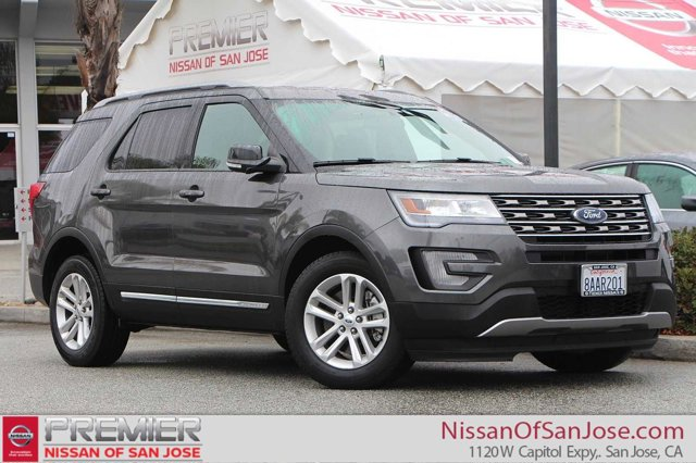 Used 2017 Ford Explorer in San Jose, CA