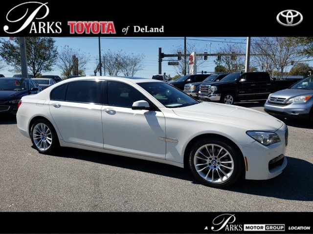 Used 2015 BMW 7 Series in DeLand, FL