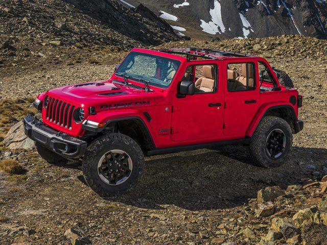 2021 Jeep Wrangler Willys Willys Unlimited 4x4 Intercooled Turbo Premium Unleaded I-4 2.0 L/122 [3]