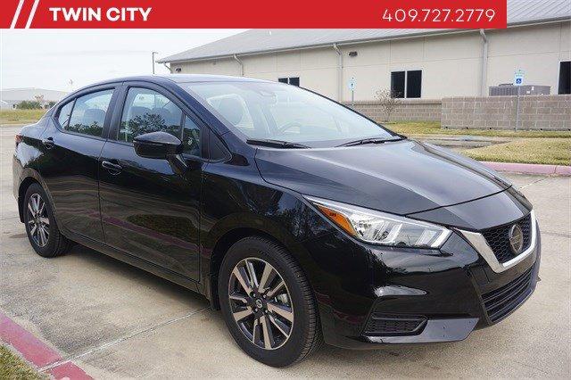 New 2020 Nissan Versa in Port Arthur, TX