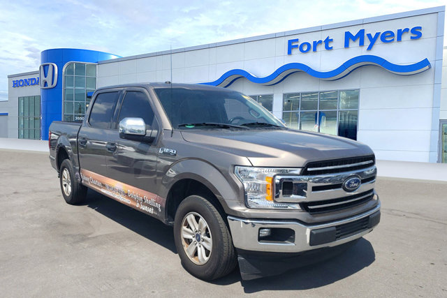 Used 2018 Ford F-150 in Fort Myers, FL