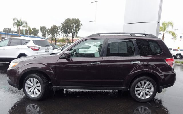 Used 2013 Subaru Forester 4dr Auto 2.5X Limited
