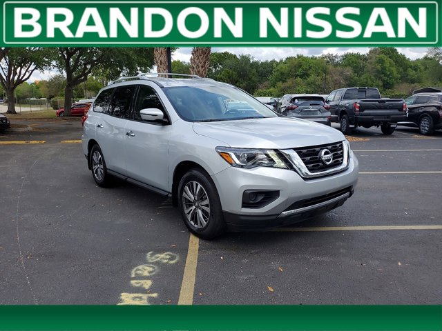 Used 2018 Nissan Pathfinder in Tampa, FL