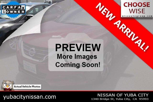 2017 Nissan Altima 2.5 SR 2.5 SR Sedan Regular Unleaded I-4 2.5 L/152 [3]