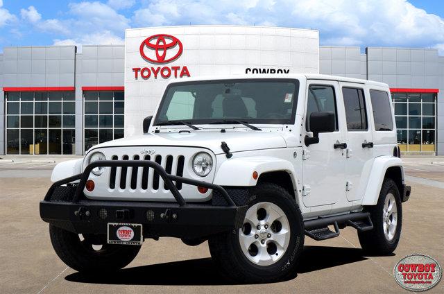 Used 2013 Jeep Wrangler in Dallas, TX