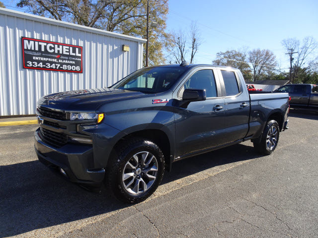 Used 2019 Chevrolet Silverado 1500 in Dothan & Enterprise, AL