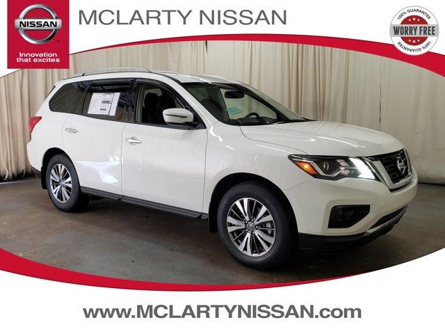 New 2019 Nissan Pathfinder in Benton, AR