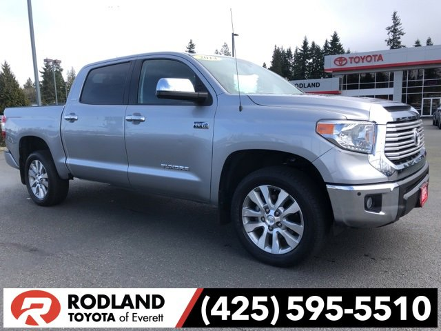 Used 2014 Toyota Tundra in Everett, WA