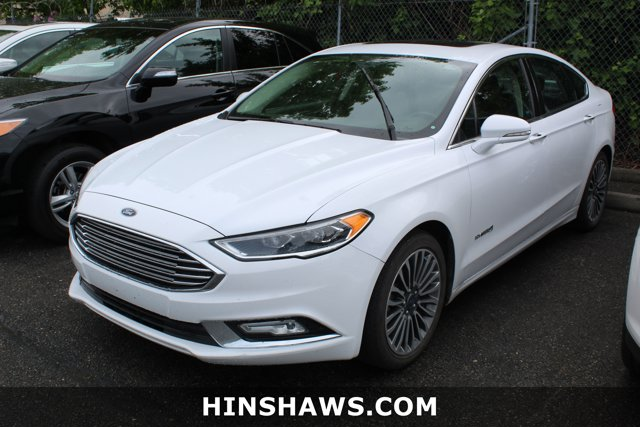 Used 2017 Ford Fusion in Fife, WA