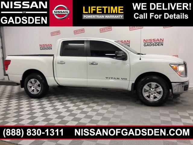 Used 2018 Nissan Titan in Gadsden, AL