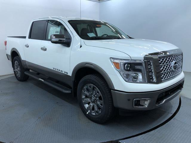 New 2019 Nissan Titan in Indianapolis, IN