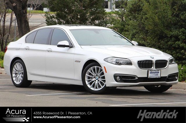 Used 2016 BMW 5 Series in , CA
