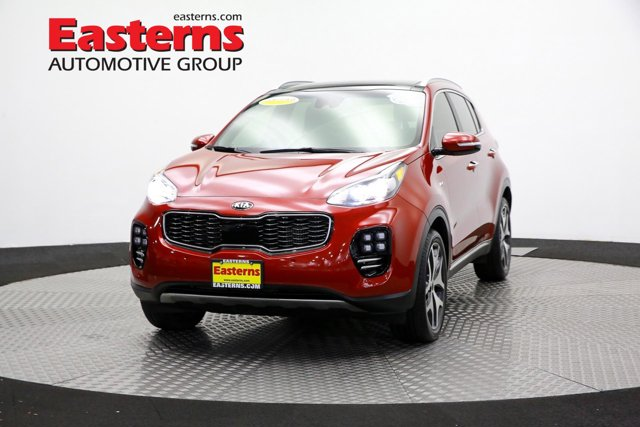 2017 Kia Sportage for sale 122711 0