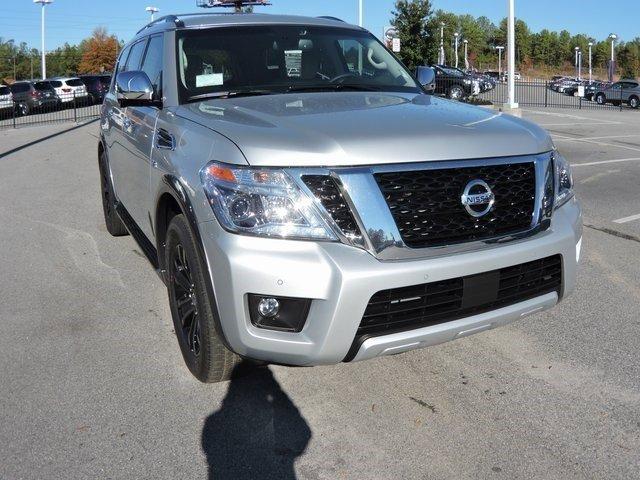 New 2017 Nissan Armada in Columbus, GA