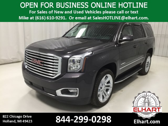 Used 2017 GMC Yukon in Holland, MI